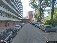 112 melding Ambulance naar Groenpad in Amsterdam