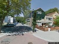 112 melding Ambulance naar Leverkruidweg in Zaandam