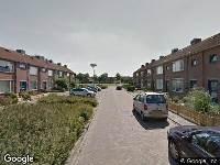 112 melding Ambulance naar Willem van Kesselstraat in Breda