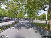 Ambulance naar Europaboulevard in Amsterdam
