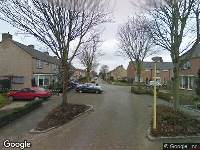 Ambulance naar Florastraat in Blokker