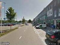 Brandweer naar Stadionplein in Zwolle