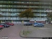 Ambulance naar Agaatlaan in Leiden