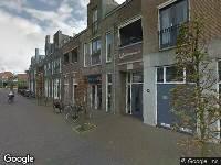 Ambulance naar Dorpsstraat in Noordwijkerhout