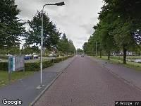 Brandweer naar Bachplein in Zwolle