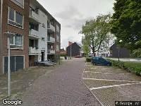 Brandweer naar Pieter Steynstraat in Zwolle