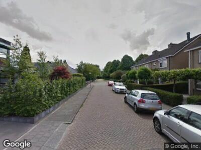 Ambulance naar Lindelaan in Dordrecht