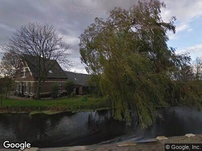 Ambulance naar Stompwijkseweg in Leidschendam