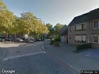 Ambulance naar Valkenplein in Oosterhout