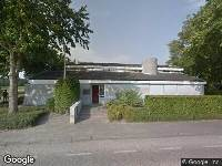 Ambulance naar Wouwseweg in Halsteren