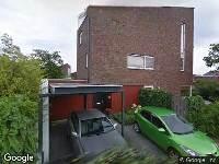 112 melding Ambulance naar Paasberg in Amersfoort
