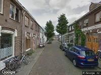 Brandweer naar Commissiestraat in Zwolle