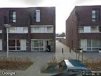Ambulance naar Ezelvense Akkers in Tilburg