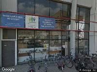 Ambulance naar Helling in Utrecht
