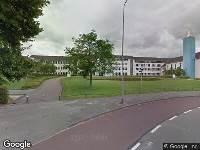 Brandweer naar Sint Annadal in Maastricht