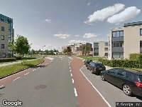 Brandweer naar Dokter Spanjaardweg in Zwolle