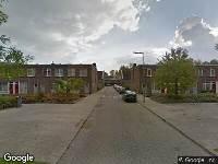 112 melding Ambulance naar Dinteloordstraat in Rotterdam