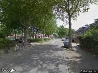 Brandweer naar Tichelmeesterlaan in Zwolle