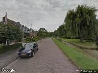 112 melding Ambulance naar Oudelandseweg in Ridderkerk