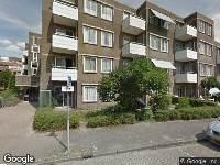 Ambulance naar Windmolenbergstraat in 's-Hertogenbosch