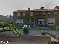 Ambulance naar Papaverstraat in Groesbeek