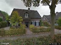 Ambulance naar Heike in Veldhoven