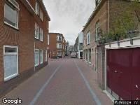 Ambulance naar Lange Breestraat in Dordrecht