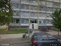Ambulance naar Schooneggendreef in Utrecht