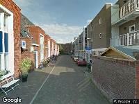 112 melding Brandweer naar Spijkermanslaan in Haarlem