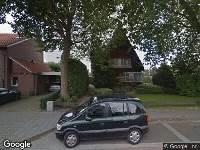 Ambulance naar Rapportstraat in Veldhoven