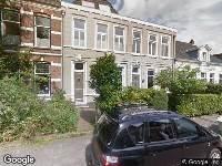 Ambulance naar Dillenburgstraat in Breda