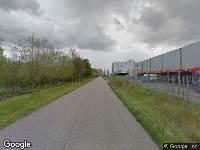 112 melding Ambulance naar Vogelaarsweg in Dordrecht