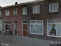 Ambulance naar Boekweitstraat in Tilburg