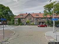 Brandweer naar Roemer Visscherstraat in Zwolle
