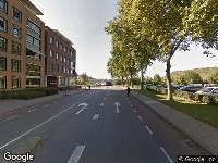 Politie naar Sibemaweg in Maastricht