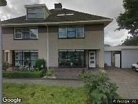 Ambulance naar Schippersvaartweg in Noordwijkerhout