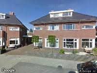 Ambulance naar Burgemeester Luysterburghstraat in Breda