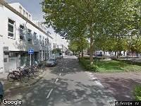 Politie naar Sophiastraat in Breda