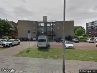 Ambulance naar Lelystraat in Breda
