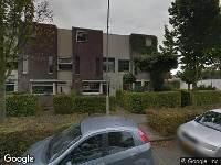 Ambulance naar Bloemenblauwtje in Breda