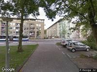 Ambulance naar Aalbersestraat in Amsterdam