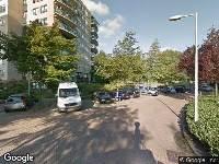 Ambulance naar C.P.M. Rommeplantsoen in Amsterdam