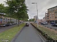 Brandweer naar Laan van Vlaanderen in Amsterdam