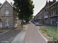 Politie naar Victor de Stuersstraat in Maastricht