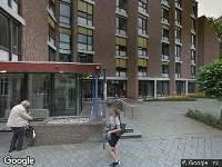 Brandweer naar Sint Pieterstraat in Maastricht
