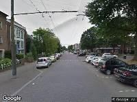 Ambulance naar Van Lawick van Pabststraat in Arnhem