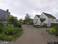 Brandweer naar Van Leeuwenhoeklaan in Zwolle