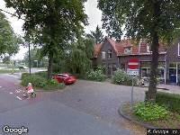 112 melding Besteld ambulance vervoer naar Reeweg Oost in Dordrecht