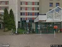 Brandweer naar Perudreef in Utrecht