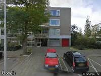 Ambulance naar Pagodedreef in Utrecht